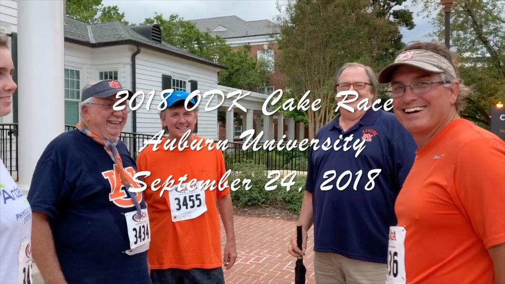 Great turnout for last Monday s ODK Cake Race! Click the pic for the video! 90a47ea2c