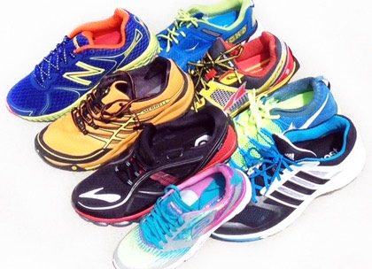 sale retailer 8a888 d21c1 How much do heavy shoes slow you down  Previous studies have concluded that  every 100 grams (3.5 ounces) per shoe makes one burn 1-percent more energy  and, ...
